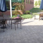 600 square foot patio